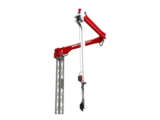 ELECTRONIC BALANCER - Quick-lift Arm Torque 350s – design for lifting eccentric products
